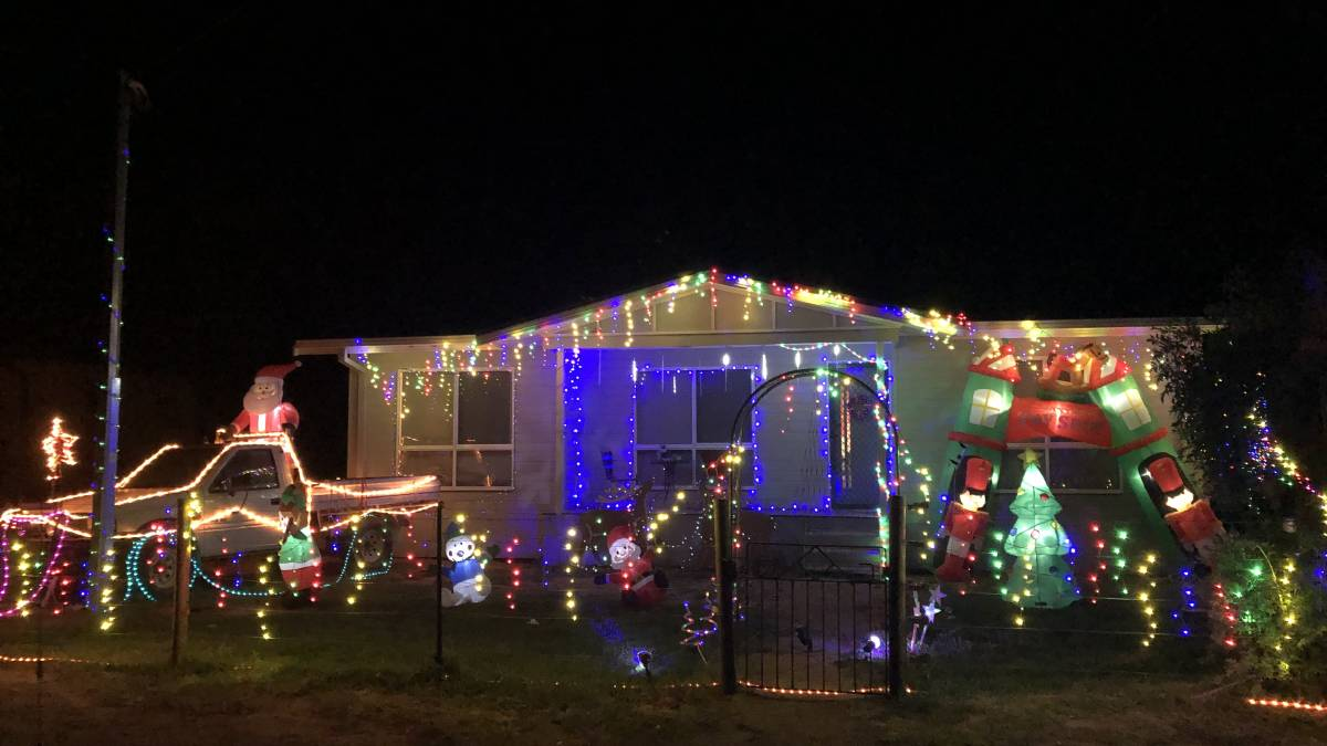 Eugowra Christmas lights contest now open
