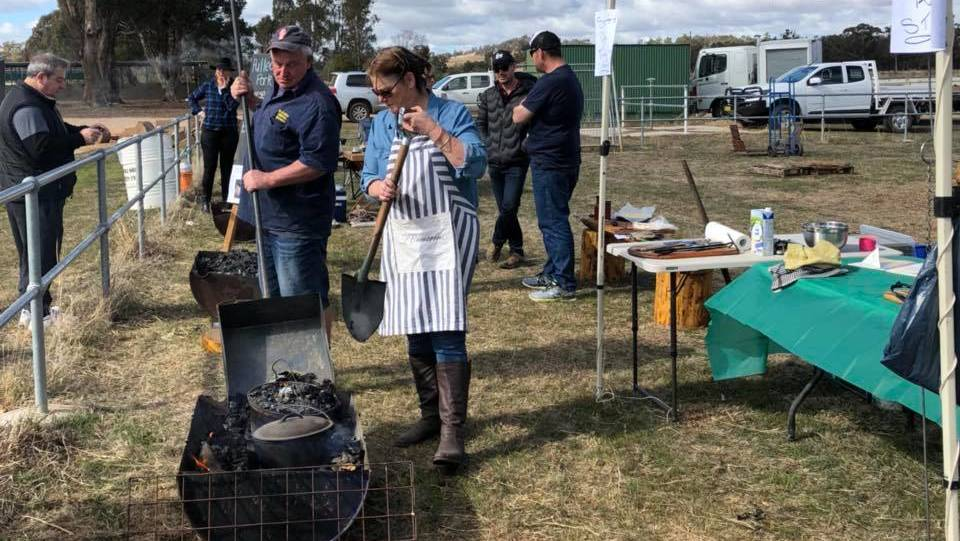 Eugowra is hosting its Woodfired camp oven day on Saturday, August 3.