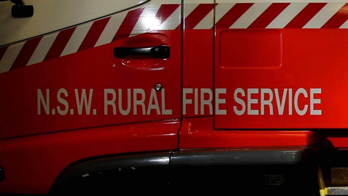 WORD OF WARNING: NSW RFS reiterated words of warning after lightning caused a grass fire near Back Yamma State Forest. Photo: FILE